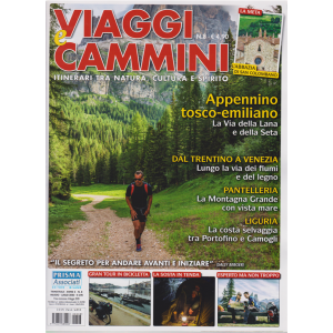 Viaggi e  Cammini - n. 8 - trimestrale - maggio - luglio 2020