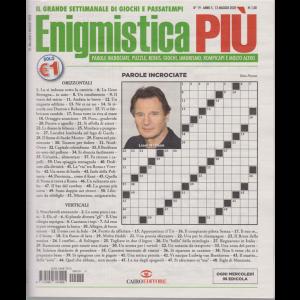 Enigmistica Piu' - n. 19 - 12 maggio 2020 - settimanale