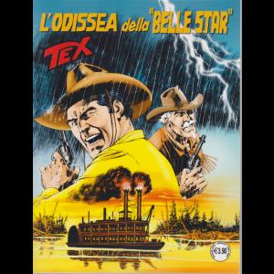 Tex - L'odissea della Belle star - n. 715 - mensile - 7 maggio 2020 -