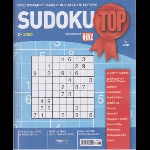Sudoku Top - n. 2 - 5/5/2020 - trimestrale -