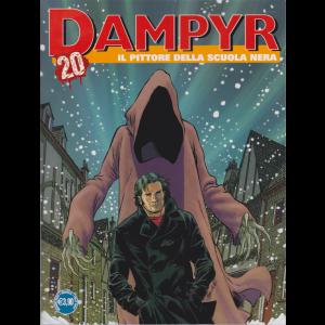 Dampyr - Il pittore della scuola nera - n. 242 - mensile - 5  maggio 2020