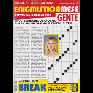 Enigmistica Mese Gente - n. 5 - 5 maggio 2020 - 100 pagine