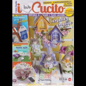 I Love Cucito  Extra - n. 29 - bimestrale - maggio - giugno 2020 - 2 riviste