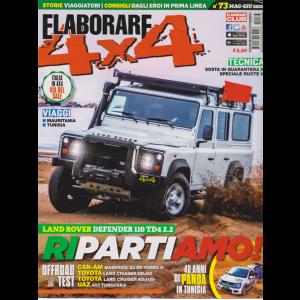 Elaborare 4X4 - n. 73 - maggio - giugno 2020 - bimestrale