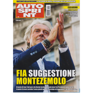 Autosprint - n. 18 - settimanale - 5-11 maggio 2020 -