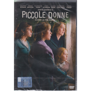 I Dvd di Sorrisi Collection 3 - Piccole Donne  - n. 4 - 5/5/2020 - settimanale