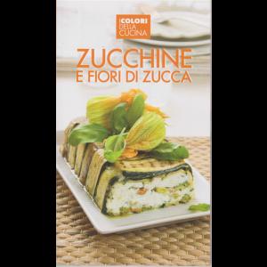 Spciale  quaderni Alice - I colori della cucina - Zucchine e fiori di zucca - n. 5
