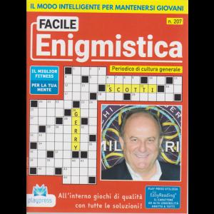 Facile Enigmistica - n. 207 - bimestrale - 6/5/2020 -