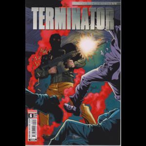 Terminator - n. 6 - mensile - 19/3/2020 - Il nemico del mio nemico 1/3