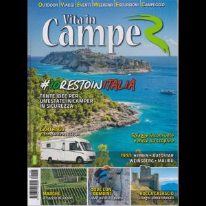 Vita In Camper - n. 128 - maggio - giugno 2020 - bimestrale