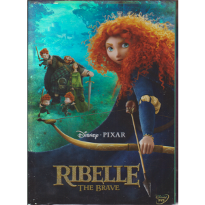 I Dvd di Sorrisi Collection 3 - Ribelle - The Brave - n. 6 - 5/5/2020 - settimanale