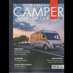Caravan e Camper - Granturismo - n. 520 - maggio 2020 - mensile