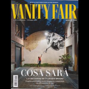 Vanity Fair  - n. 18-19 - settimanale - 20 maggio 2020