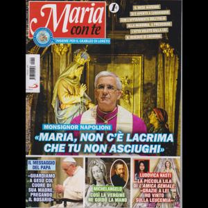 Maria con te - n. 19 - 10 maggio 2020 - settimanale