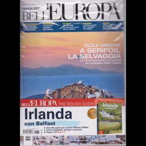 Bell'europa e dintorni - n. 325 - maggio 2020 - mensile - + il libro Bell'Europa the rough guide - Irlanda con Belfast - rivista + libro