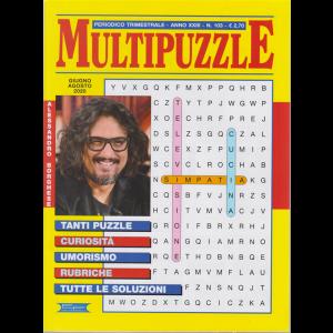 Multi Puzzle - n. 103 - trimestrale - giugno - agosto 2020 - Alesandro Borghese
