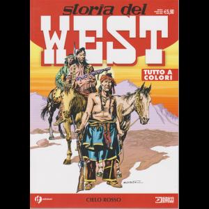 Storia del West - Cielo Rosso - n. 14 - mensile - maggio 2020