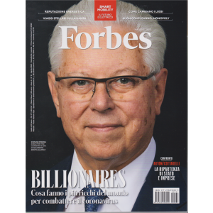 Forbes - n. 31 - mensile - maggio 2020