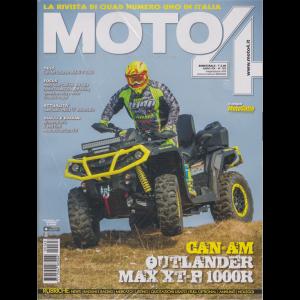 Motoa 4 -n. 163 - bimestrale - maggio - giugno 2020 - 2 riviste