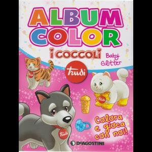 Album color - I coccoli - baby glitter - n. 19 - marzo 2019 - bimestrale