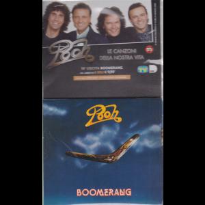 Le  grandi collezioni n. 18 - Pooh . Boomerang - 8 maggio 2020 - cd + libretto