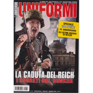 Uniformi - n. 37 - bimestrale - maggio - giugno 2020 - speciale 100 pagine