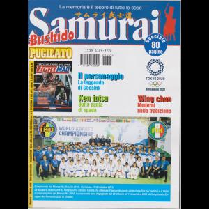 Samurai - Bushido Pugilato - n. 5 - maggio 2020 - nuova serie