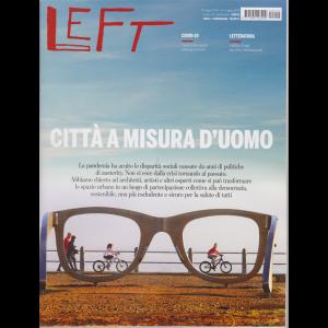 Left Avvenimenti - n. 19 - settimanale - 8 maggio 2020 - 14 maggio 2020 -