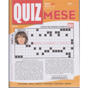 Domenica Quiz Mese - n. 5 . maggio 2020 - mensile