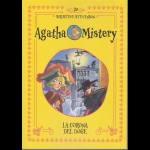 Agatha Mistery - La corona del doge . n. 20 - settimanale -