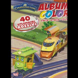 Toys2 Serie Oro - Album color Chuggington - n. 42 - bimestrale - 23 aprile 2020
