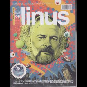 Linus - n. 5 - mensile - maggio 2020 - + mascherine filtranti