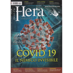 Hera magazine - n. 33 - mensile - 5 maggio 2020