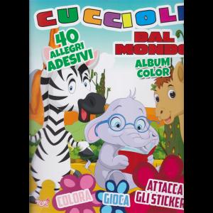 Toys2 Giochi e Colori - Album color - Cuccioli dal mondo - n. 42 - bimestrale - 16 aprile 2020
