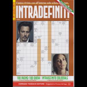 Intradefiniti - n. 16 - bimestrale - giugno - luglio 2020 - 100 pagine - 100 giochi