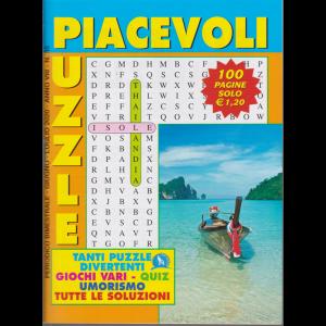 Piacevoli Puzzle - n. 35 - bimestrale - giugno - luglio 2020 - 100 pagine