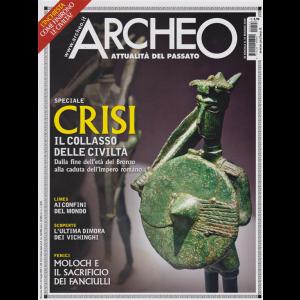 Archeo - n. 423 - 10 maggio 2020 - mensile