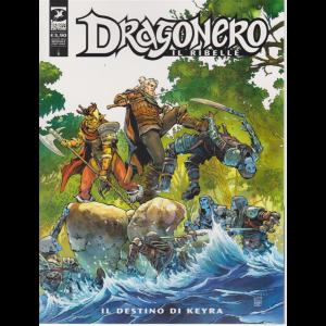 Dragonero - Il Destino di Keyra - maggio 2020 - n. 7 - mensile