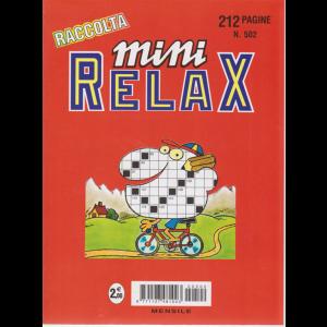 Raccolta Mini Relax - n. 502 - mensile - giugno 2020 - 212 pagine