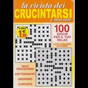 La rivista dei crucintarsi e non solo - n.  26 - bimestrale - maggio - giugno 2020 - 100 giochi per il tuo relax