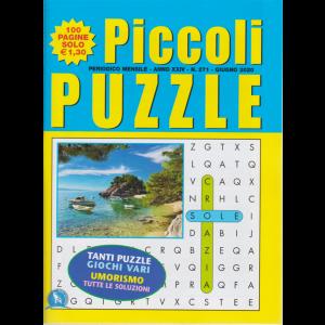 Piccoli Puzzle - n. 271 - mensile - giugno 2020 - 100 pagine