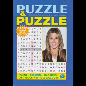 Puzzle & Puzzle - n. 164 - bimestrale - giugno - luglio 2020 - 196 pagine