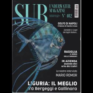 Sub - n. 402 - bimestrale - 10 maggio 2020