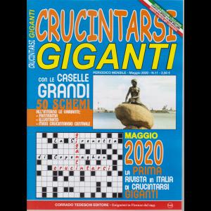Crucintarsi Giganti - n. 11 - mensile - 9/5/2020 -