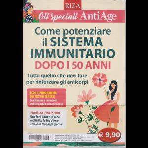Gli speciali AntiAge - n. 25 - maggio 2020 - Come potenziare il sistema immunitario dopo i 50 anni