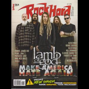 Rockhard Italia - n. 68 - mensile - maggio 2020