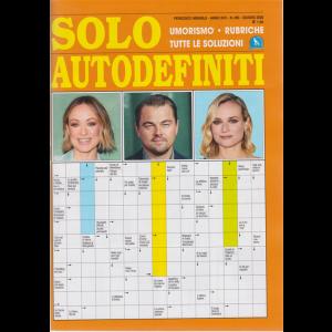 Solo Autodefiniti - n. 290 - mensile - giugno 2020