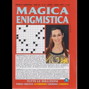 Magica Enigmistica - n. 62 - trimestrale - giugno - agosto 2020