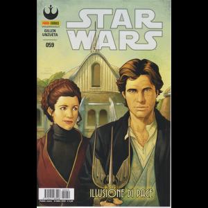 Star Wars - n. 59 - mensile - 14 maggio 2020 - Illusione di pace -