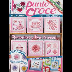 I love punto croce - n. 6 - bimestrale - maggio - giugno 2020 -